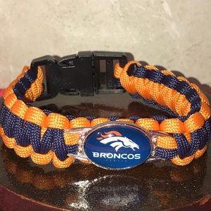 Sport fan bracelet